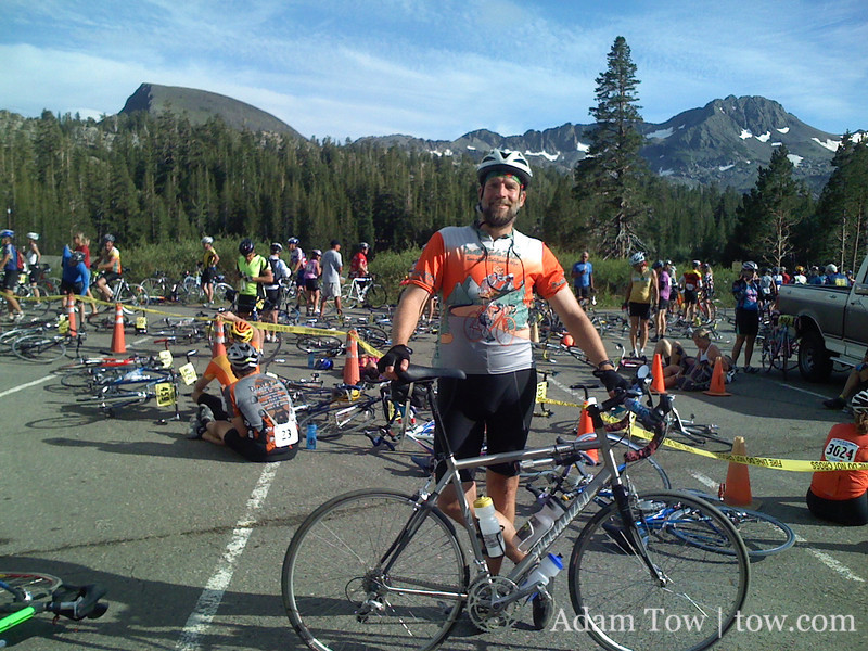 Congratulations to Dean for completing 10 Death Rides in a row!