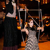 Puppet dancing at the 2007 Edwardian Ball in SF.