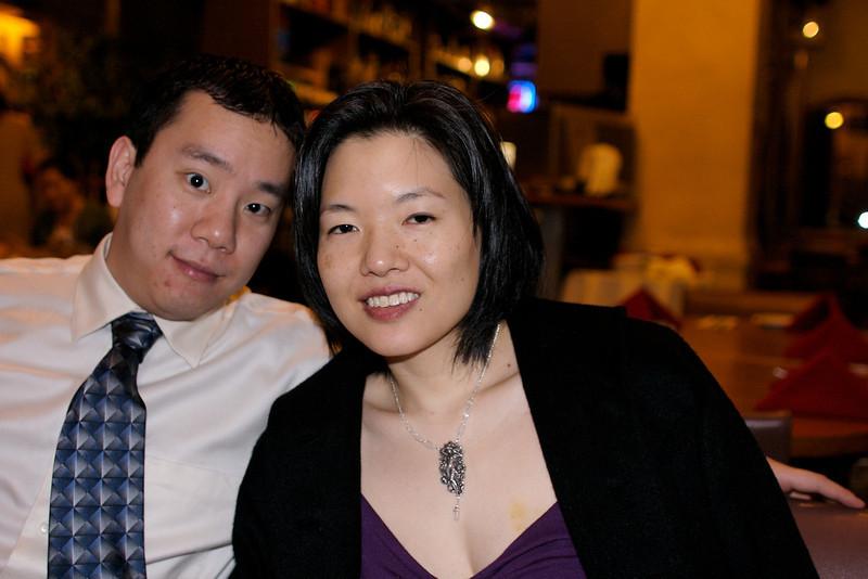Susan and Bryan