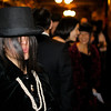 Petrice becomes the unknown party-goer at the Edwardian Ball.
