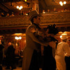 Comedic would it have been had we gone out onto the dance floor among much more accomplished dancers.