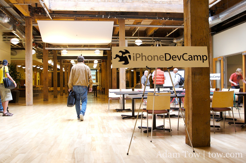Welcome to the iPhoneDevCamp.