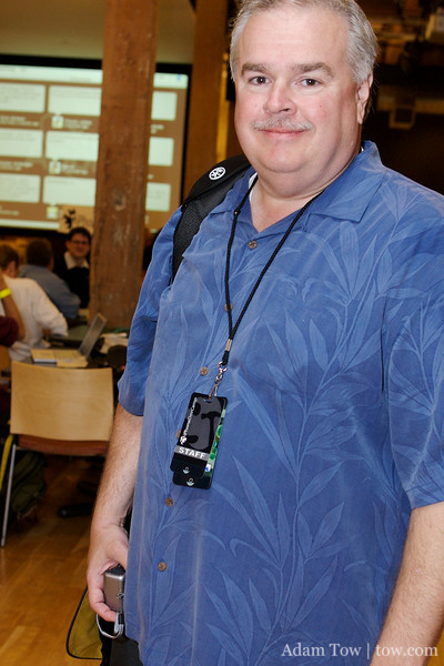 Scott Bourne of Podango Productions.