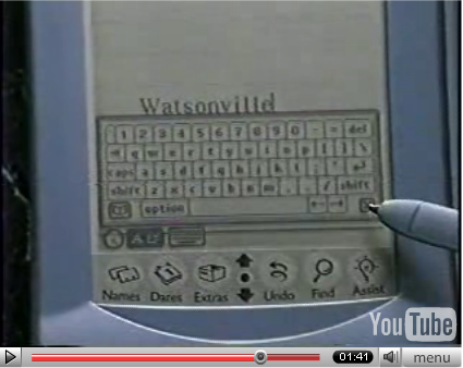 newton-keyboard