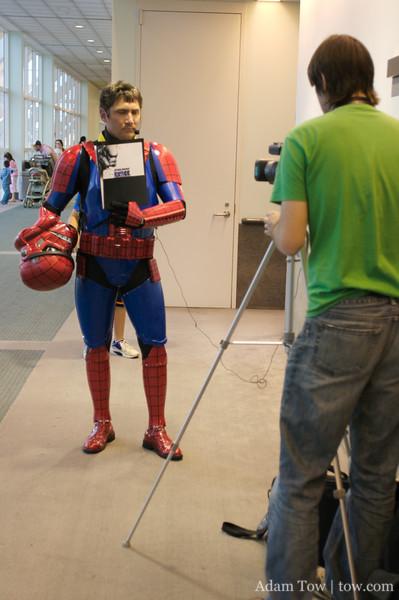 Spider-Man Stormtrooper