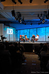 Bill Gates and Steve Jobs take center stage at D5.
