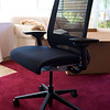 This Steelcase Think chair will replace my Herman Miller Aeron in the home office.