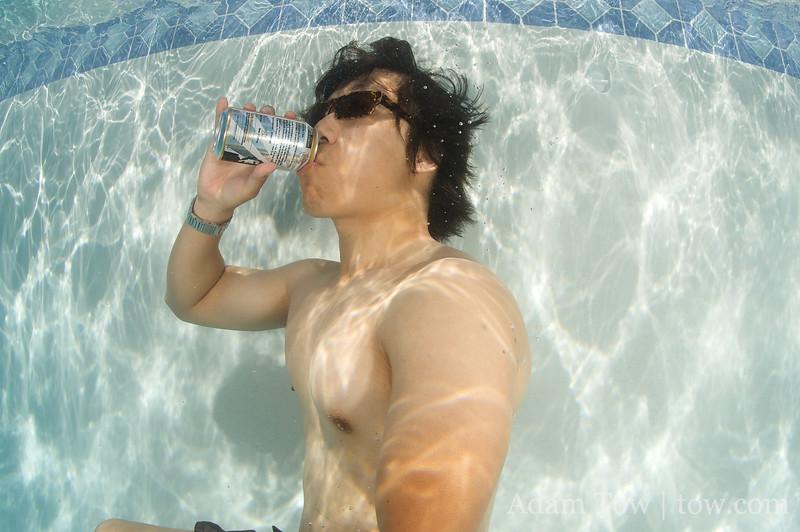 Joon-Mo knows the good life.