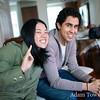 Mari and Daniel