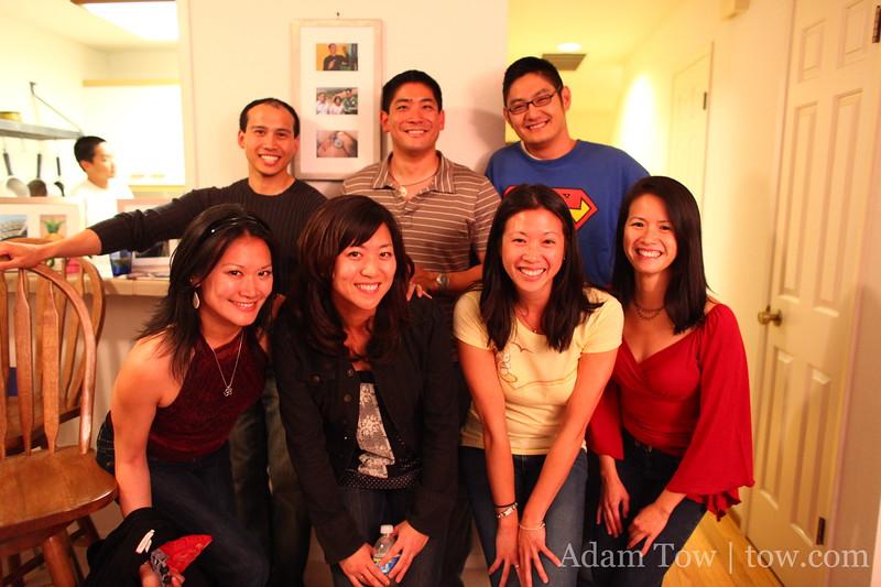 Stanford reunion.