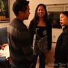 Eriko talks with Kara and her friend.