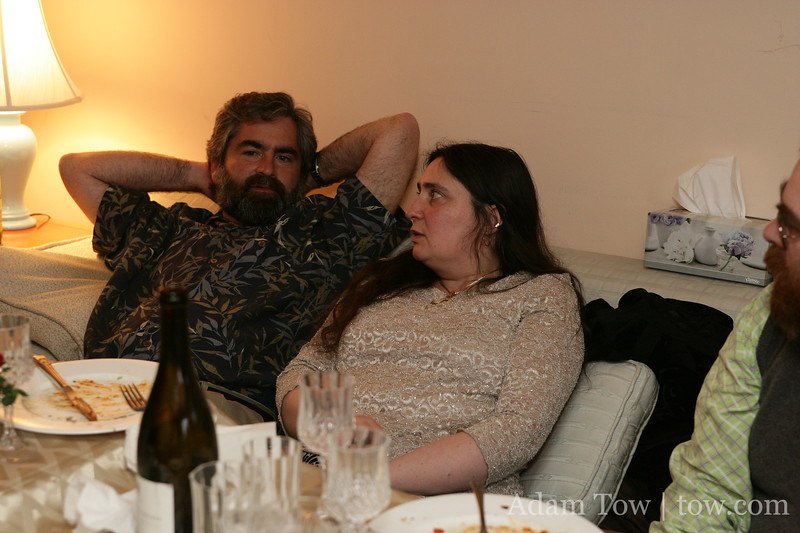 Richard and Olga