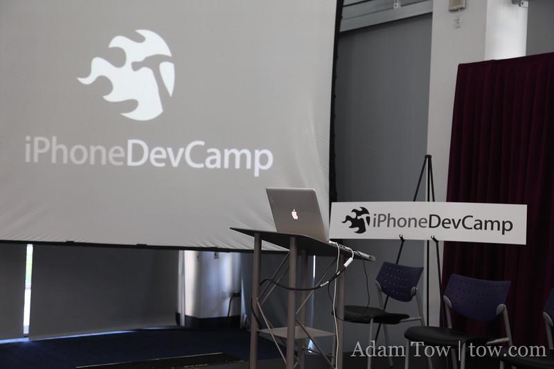 iPhoneDevCamp 3.