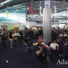 iPhoneDevCamp 3 panorama at Yahoo's Sunnyvale headquarters.
