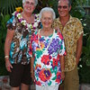 Sheila, Steve and their mom.