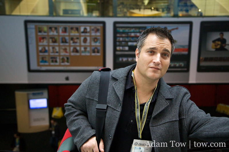 John Paczkowski of Digital Daily