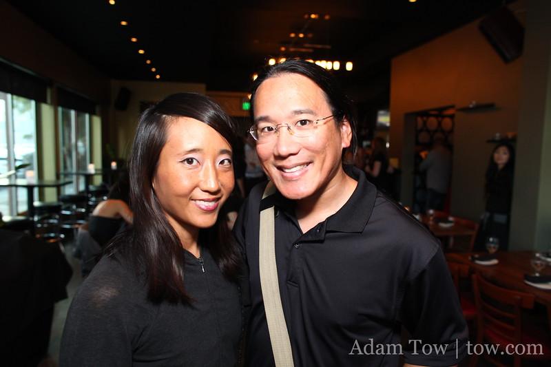 Adam and Rae
