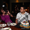 Cheryl takes a photo of her birthday boy.
