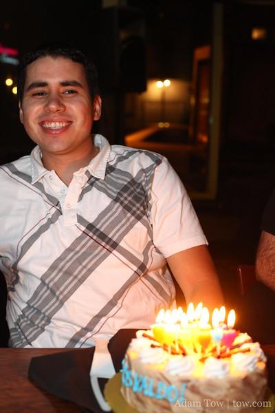 Happy Birthday, Osvaldo!