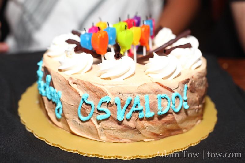 Osvaldo!