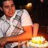 Birthday cake for the birthday boy!