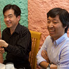 Don and Joon-Mo compare iPhones.