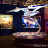 The Star Trek: The Exhibition at the San Jose Tech Museum.