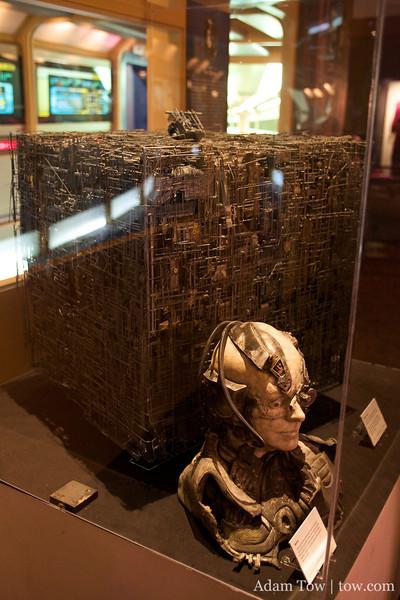 Borg props.