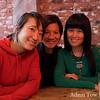 Rae, Genny Lim, and Chun Yun.