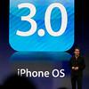 iPhone 3.0.