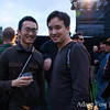 Jason Chen and a co-worker of his.