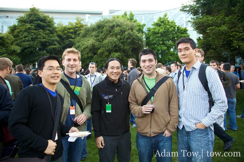 Sharpcast alumni at WWDC.