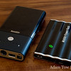 The Tekkeon 3450i next to the BixNet Mobile Power Pack.