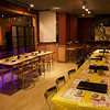 The scene before Dan G's birthday dinner at Sushi Rika in San Francisco.