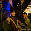 Qing Dynasty denizens at the Edwardian Ball.