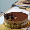 Kanishka's mousse cake was a big hit.