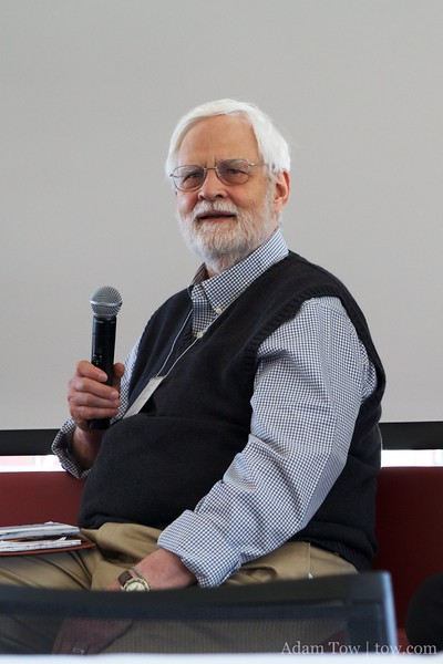 Professor Jim Greeno shares his stories about the creation of the Symbolic Systems program.