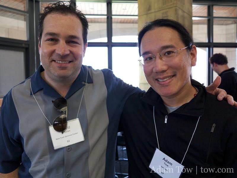 David W. and Adam.