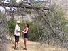 Cheryl and Osvaldo renew their vows.