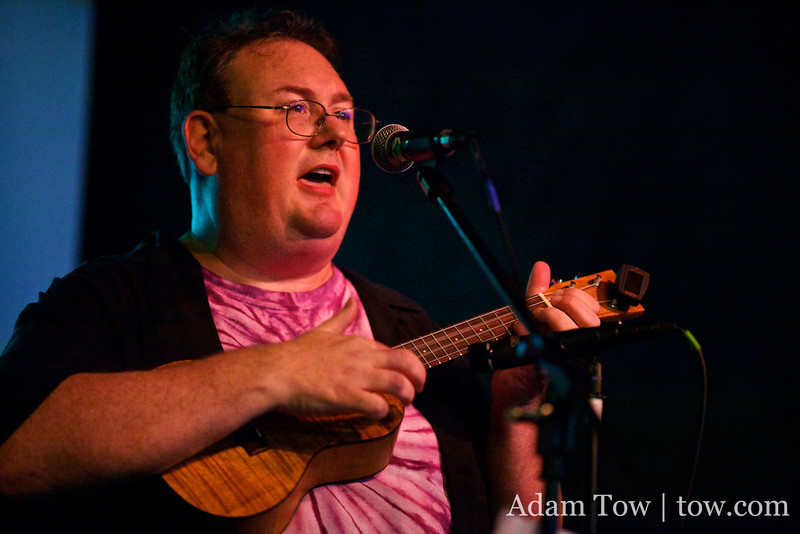 James Dempsey performs The Liki Song