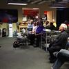 Listening to Jim Rose speak at the July 2009 COBA meeting.