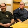 Howard and Steve at the November 2008 COBA meeting.