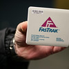 Shooting random photos of things like this FasTrak device for the meeting.