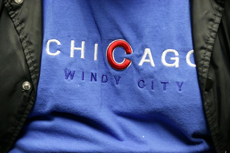 Howard is a Chicago Cubs fan