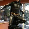 Batman in the lobby of SmugMug headquarters in Mountain View, California.