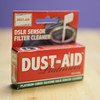 J.C. Dill demonstrated the Dust Aid product at COBA this evening.