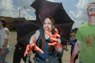 Columbus Zombie Walk 6/14/08