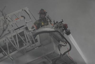 Grandview Fire 1/17/09