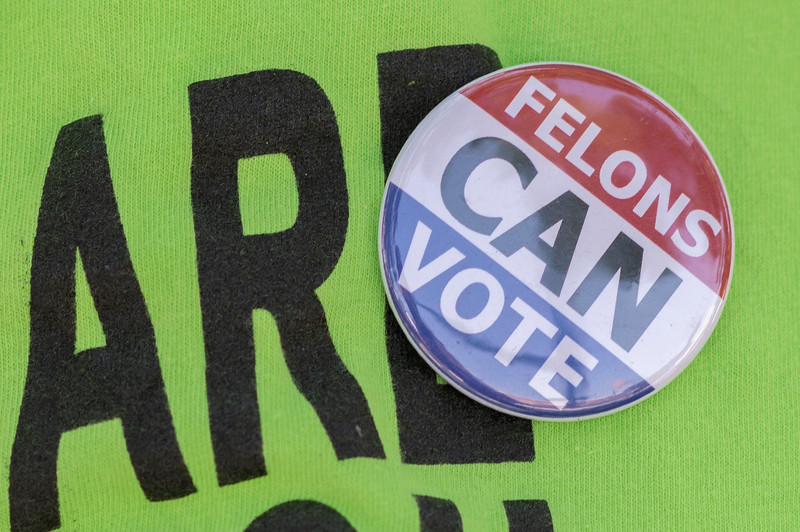 Voterise is holding a voter-registration initiative during Farmer's Market ,in Ogden on August 29, 2020.