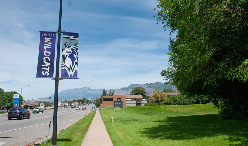 Ogden City considering proposal by a developer to build a hotel near campus for people visiting the university. On June 24, 2020.